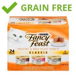 Grain Free Wet Cat Food